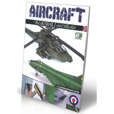 Magazine AIRCRAFT MODELLING ESSENTIALS ENG.