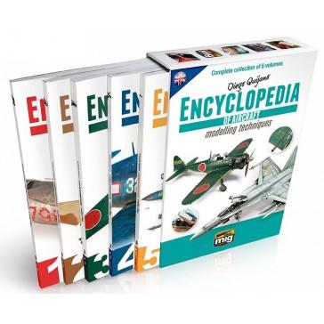 Magazine COMPL. ENCYCLOPEDIA OF AIRCRAFT