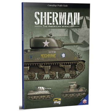 Magazine SHERMAN: THE AMERICAN MIRACLE ENG