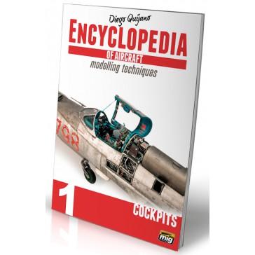 Magazine ENCYCLOPEDIA VOL.1 - COCKPITS ENG.