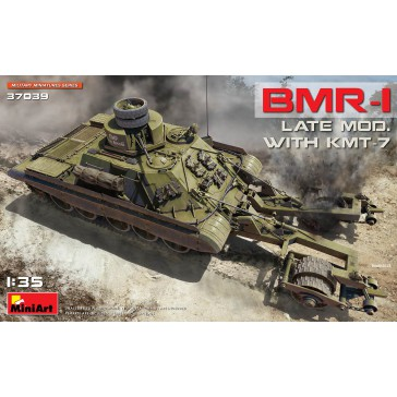 BMR-1 Late Mod. With KMT-7 1/35