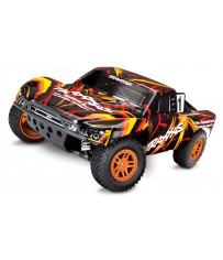 Slash 4X4 XL-5 TQ (incl battery/charger), Orange