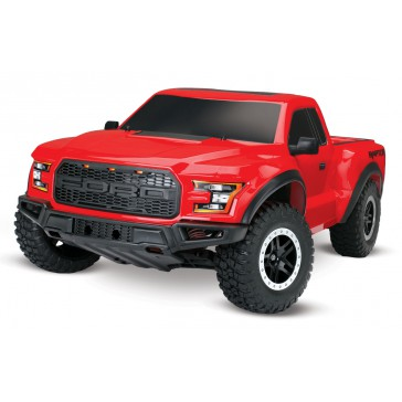 Ford F-150 Raptor 2WD XL-5 TQ (incl battery/charger), Red