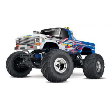 DISC.. Big Foot No. 1 The Original Monster Truck , XL-5 TQ (incl bat/