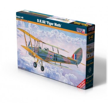 DH82 Tiger Moth NL/BE Decals  1/48