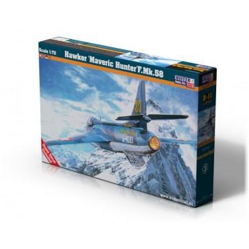 Hawker Maveric Hunter F Mk58 1/72