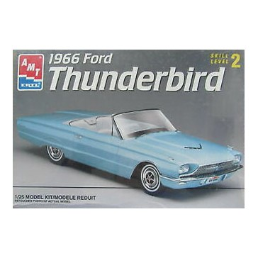 1960 Ford Thunderbird 1/32