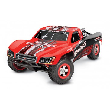 Slash 1/16 4x4 Brushed TQ (incl battery/charger), Mark Jenkins