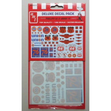 Philips 66 & Union 76 Truck Decal 1/25