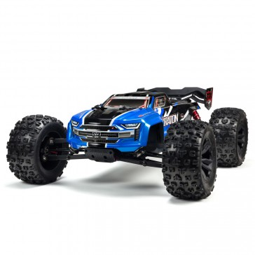 KRATON 6S 4WD BLX 1/8 SPEED MONSTER TRUCK RTR BLUE