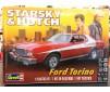 Starsky & Hutch Ford Torino 1:25