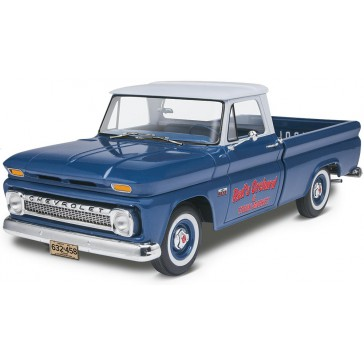 1966 CHEVY FLEETSIDE PICKUP 1:25