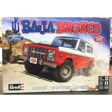 Baja Bronco Motorsports 1:25