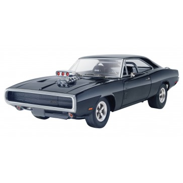 Dominic'S '70 Dodge Charger 1:25