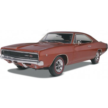1968 Dodge Charger R/T 1:25
