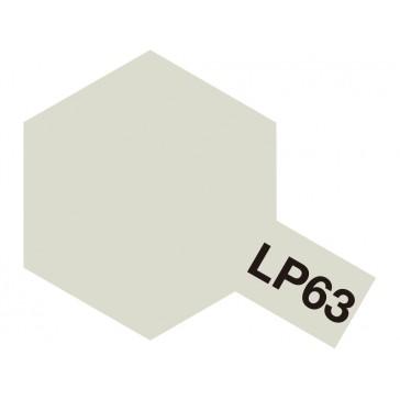 Lacquer paint - LP63 Titanium Silver
