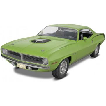 1970 Plymouth Hemi Cuda 2n1 1:25