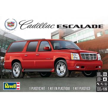 2003 Cadillac Escalade 1:25