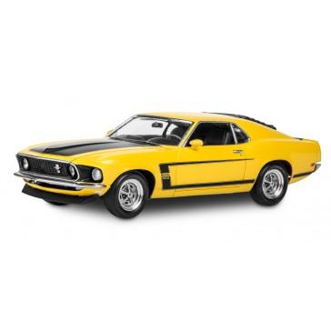 69 Boss 302 Mustang 1:25