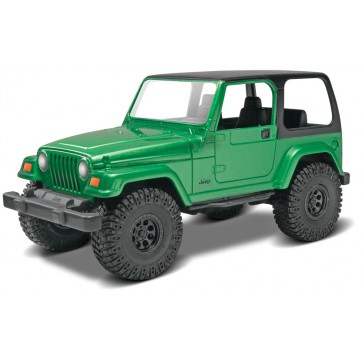 Jeep Wrangler Rubicon 1:25