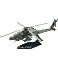 AH-64 Apache Helicopter 1:72