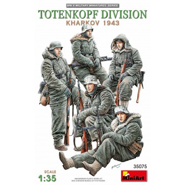 Totenkopf Division Kharkov '43 1/35