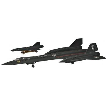 SR-71A Blackbird 1:72