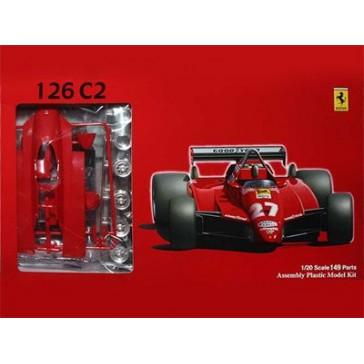 Ferrari 126 C2 1/20
