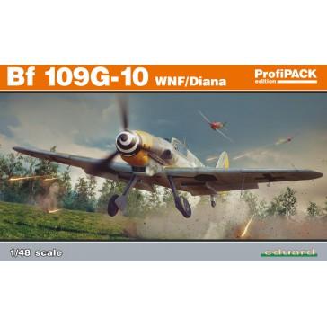 Bf 109G-10 WNF/Diana, Profipack 1/72