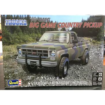 '78 GMC Pickup Trucks 1:25