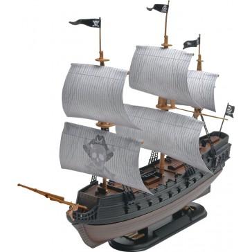 The Black Diamond Pirate Ship 1:350