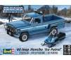 "80 Jeep® Honcho""Ice Patrol""Truck 1:25"