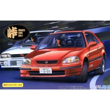 Honda Civic 1/24