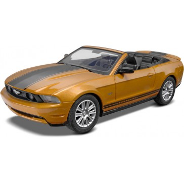 '2010 Ford Mustang Convertible 1:25