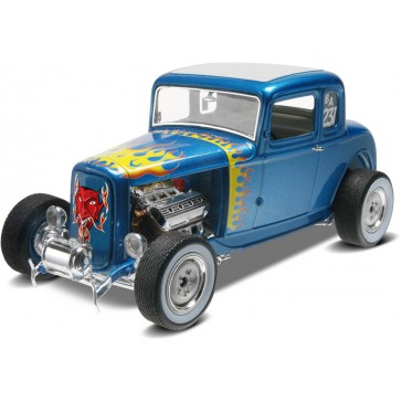 '32 Ford 5 Window Coupe 1:25