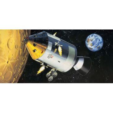 Apollo 11 Navette avec intérieur 1:32