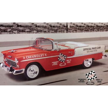 1955 Chevy Indy Pace Car 1:25