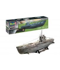 German Submarine Type VII C/41 1:72