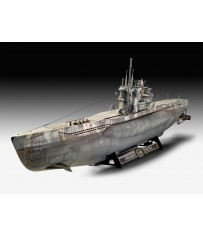 Sous-marin allemand Type VII C/4 1:72