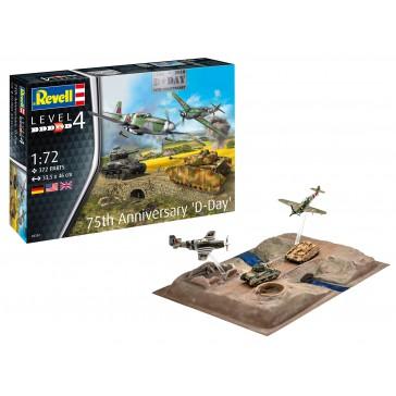 "D-Day Set ""75 ans"" 1:72"