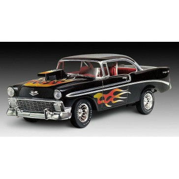 1956 Chevy Customs 1:24