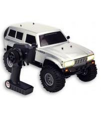 Crawling kit - FR4 1/10 RTR kit (Silver)