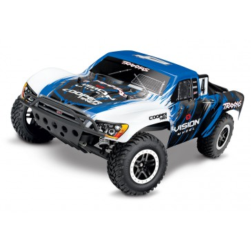 Slash 2WD XL-5 TQ (incl battery/charger), Vision