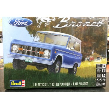 FORD BRONCO 1:25