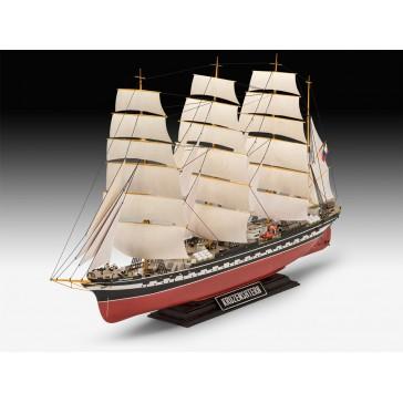 4 Mâts barque russe KRUZENSHTERN 1:200