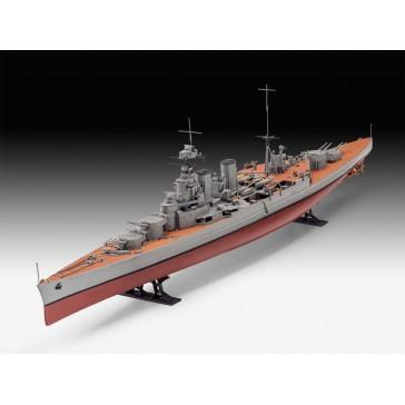 HMS HOOD - 100th Anniversary Edi 1:720