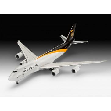 Boeing 747-8F UPS 1:144