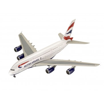 A380-800 British Airways 1:144