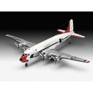 DISC.. C-54D Thunderbirds Platinum Edit 1:72