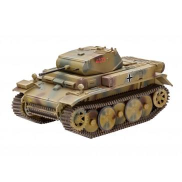 PzKpfw II Ausf. L LUCHS (Sd.Kfz. 1:72